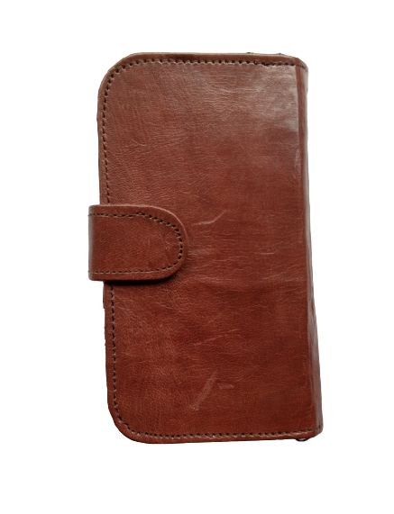 Jozolu unisex leather wallet